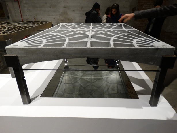 BRG (Block Research Group) exhibition in Venice Biennale 2015