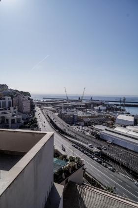 Bypass that cuts through Genoa