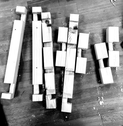 Timber Joint Development