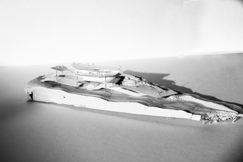 Siza Museum : Development
