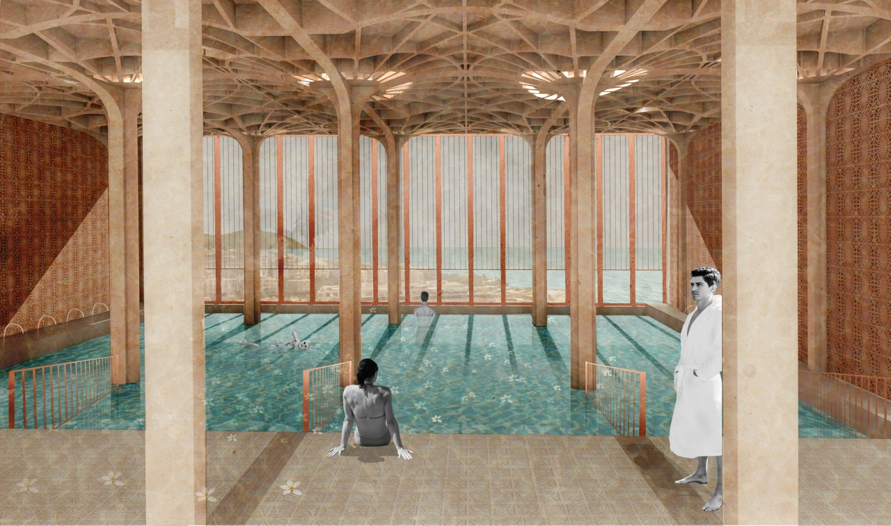 Internal Pool - Picture # 3