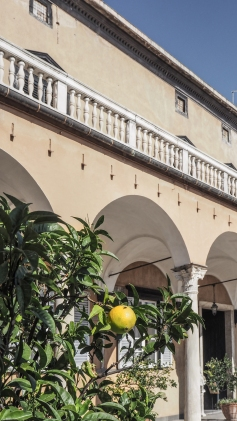 One of Genoa's Palaces