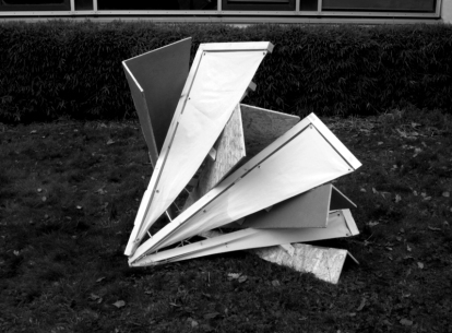 1st Year, Opposition : Sculpture