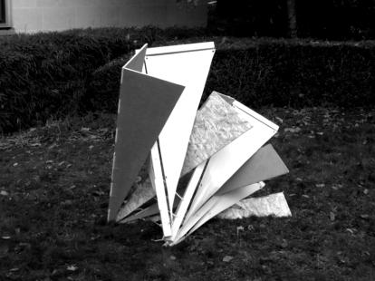 1st Year, Opposition : Sculpture Detail